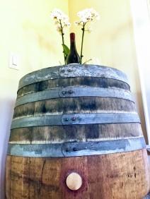 Wine Barrel 1
